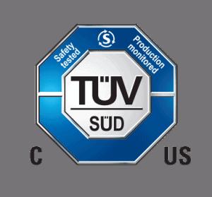 TUV - SUD - USA - North American Certificate